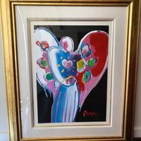 Peter Max/Original Oil